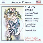 Bauer: American Youth Concerto (CD)