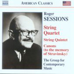 Sessions: String Quartet; String Quintet (CD)