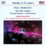 Moravec: The Time Gallery; Protean Fantasy; Ariel Fantasy (CD)