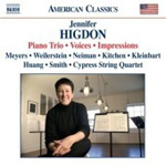 Higdon: Impressions; Piano Trio; Voices (CD)