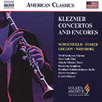 Klezmer Concertos and Encores (CD)