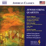 Jewish String Quartets (CD)