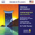 Beveridge: Yizkor Requiem (CD)