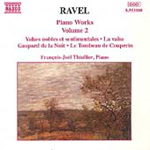 Ravel: Piano Works, Volume 2 (CD)