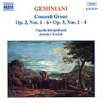 Geminiani: Concerti Grossi, Volume 1 (CD)