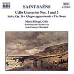 Saint-Saëns: Cello Concertos Nos. 1 and 2 (CD)