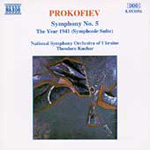 Prokofiev: Symphony No 5/The Year 1941 (CD)