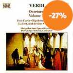 Verdi: Overtures, Volume 2 (CD)