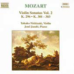 Mozart: Violin Sonatas, Vol. 2 (CD)