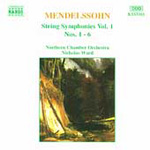 Mendelssohn: String Symphonies, Vol.1 (CD)