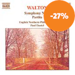 Walton: Symphony No 1; Partita (CD)