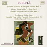 Duruflé: Sacred Choral and Organ Works, Volume 2 (CD)