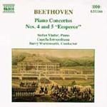 Beethoven: Piano Concertos Nos 4 and 5 (CD)