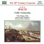 C.P.E.Bach: Cello Concertos (CD)