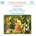 Carulli: Guitar Sonatas (CD)