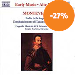 Produktbilde for Monteverdi: Ballo delle ingrate, etc (CD)