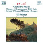 Fauré: Orchestral Works (CD)