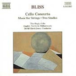 Bliss: Cello Concerto; Music for Strings (CD)