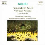 Grieg: Piano Works, Vol. 5 (CD)