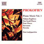 Prokofiev: Piano Works, Vol. 1 (CD)
