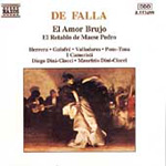 Falla: Stage Works (CD)
