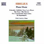 Sibelius: Piano Music (CD)