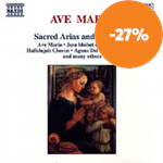 Ave Maria: Sacred Arias and Choruses (CD)