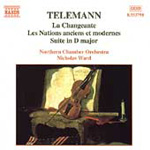 Telemann: Overture-Suites (CD)