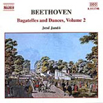 Beethoven: Bagatelles & Dances, Vol 2 (CD)