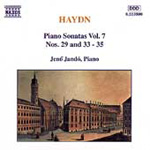 Haydn: Piano Sonatas, Vol. 7 (CD)