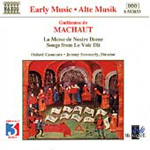 Machaut: La Messe de Nostre Dame etc (CD)