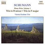 Schumann: Piano Trios, Vol 1 (CD)