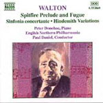 Walton: Orchestra Works (CD)