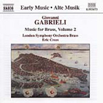 Gabrieli: Music for Brass, Vol 2 (CD)
