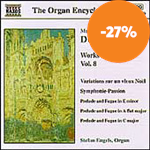 Dupré: Works for Organ, Volume 8 (CD)