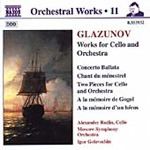 Glazunov: Orchestral Works, Vol 11 (CD)