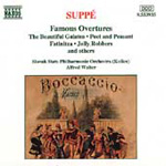 Suppé: Famous Overtures (CD)