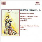 Strauss, J: Famous Overtures (CD)