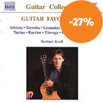 Guitar Favourites (CD)