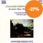 Produktbilde for English String Festival (CD)