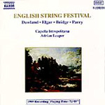English String Festival (CD)