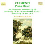 Clementi: Piano Music (CD)