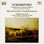Bloch/Bruch/Tchaikovsky: Cello Works (CD)
