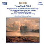 Grieg: Piano Works, Vol. 2 (CD)
