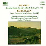 Brahms: Double Concerto; Schumann: Cello Concerto (CD)
