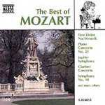 The Best of Mozart (CD)