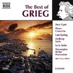 The Best Of Grieg (CD)