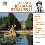 The Best of J Strauss II (CD)