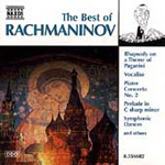 The Best of Rachmaninov (CD)