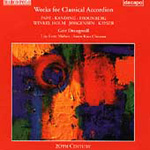 Works for Classical Accordian (CD)